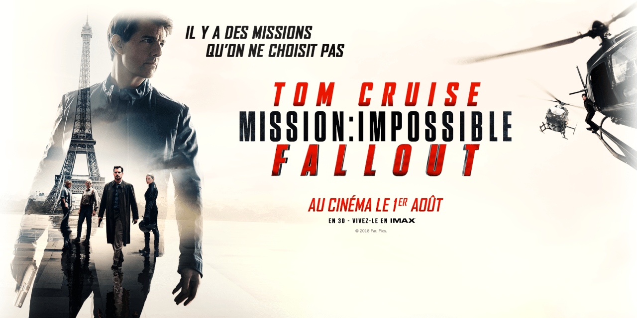cine talloires -Mission Impossible - Fallout