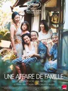 ciné talloires - UNE AFFAIRE DE FAMILLE