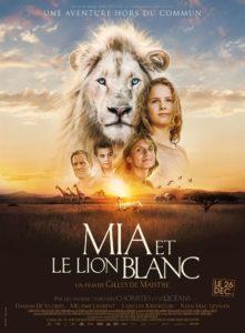 ciné talloires - MIA ET LE LION BLANC