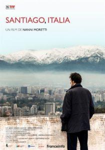 ciné talloires - SANTIAGO, ITALIA