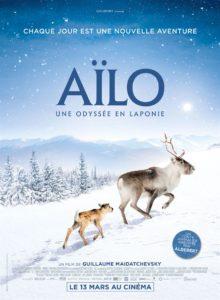 ciné talloires - AÏLO : UNE ODYSSÉE EN LAPONIE