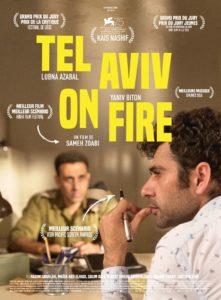 ciné talloires - TEL AVIV ON FIRE