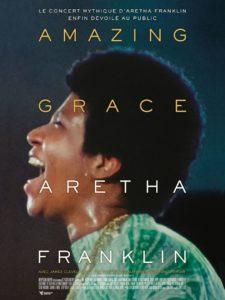 ciné talloires - AMAZING GRACE - ARETHA FRANKLIN