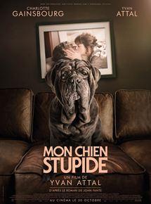 ciné talloires - MON CHIEN STUPIDE