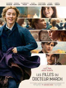 ciné talloires - LES FILLES DU DOCTEUR MARCH