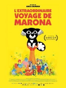 ciné talloires - L'EXTRAORDINAIRE VOYAGE DE MARONA