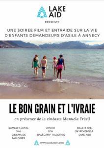 ciné talloires - Le Bon Grain et L'Ivraie